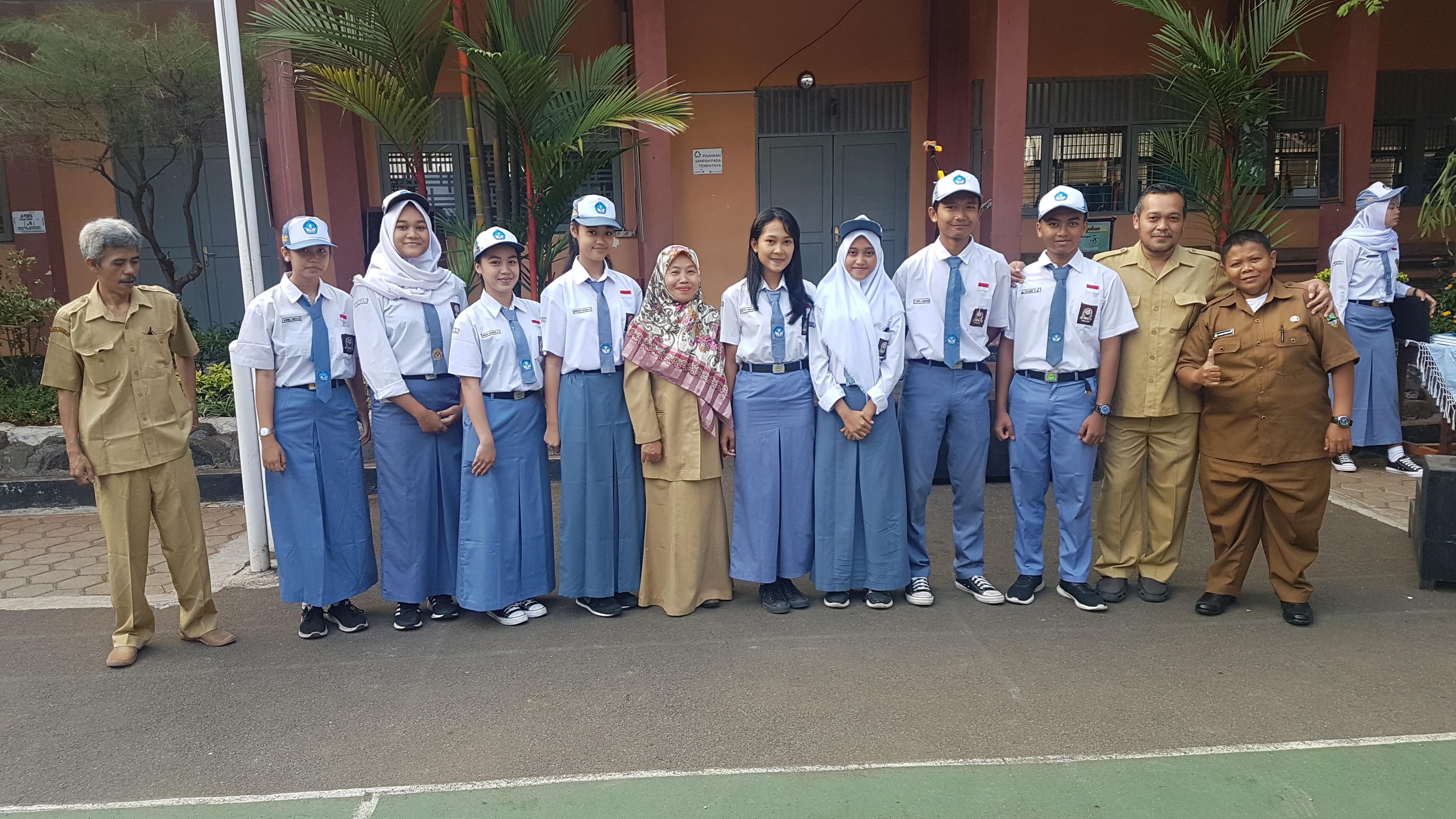 Juara 1 Teater FLS2N Tingkat Kota Bogor