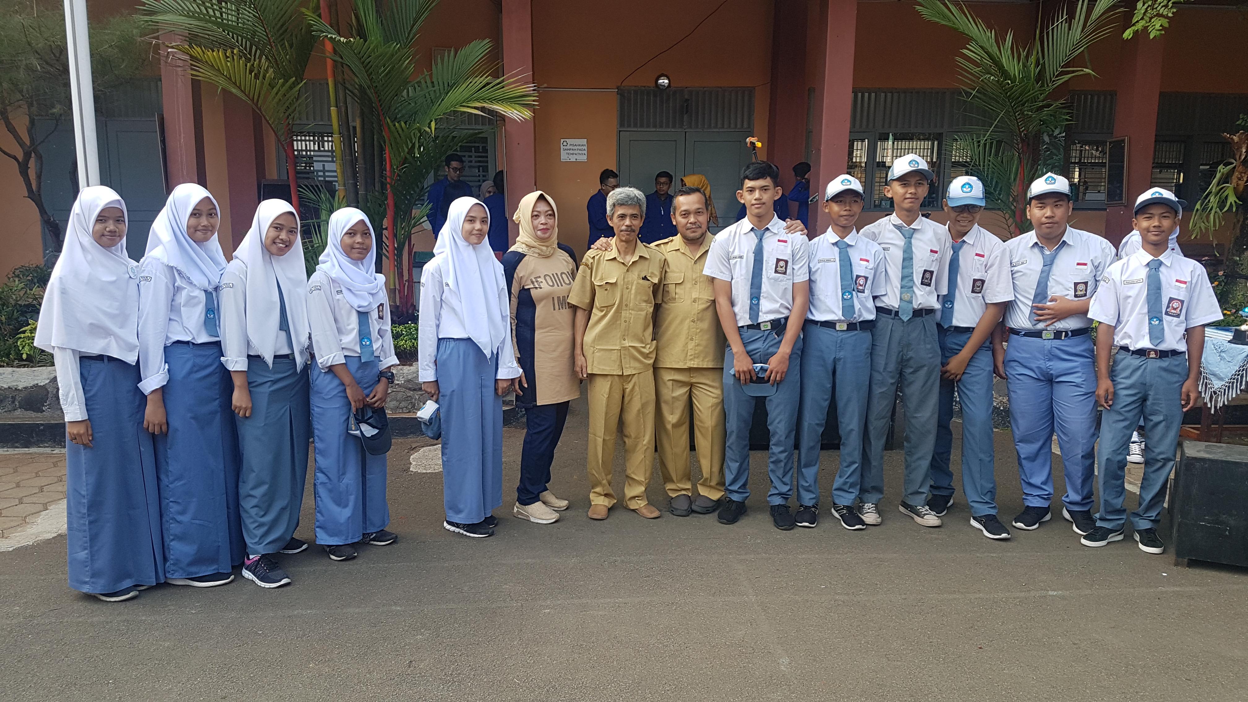 Juara Umum O2SN Kota Bogor