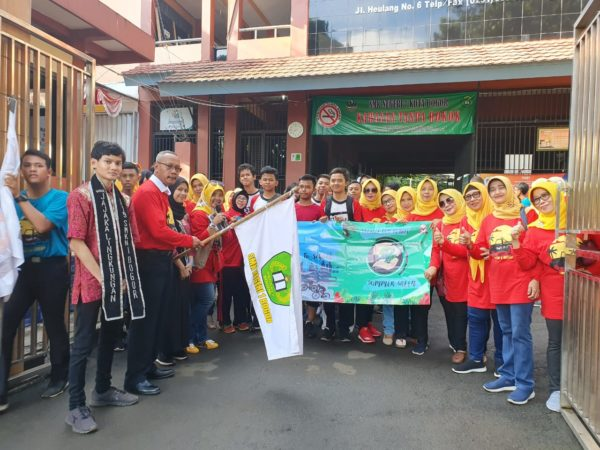 SMKN 1 Bogor Gelar PROTECT OUR PLANET (POP)